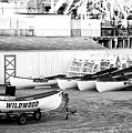 Wildwood Rescue Boats by John Rizzuto