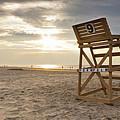 Wildwood Crest New Jersey Sunrise by Dustin K Ryan