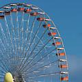 Wildwood Ferris Wheel by Jennifer Ancker