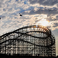Wildwood Roller Coaster by Bill Cannon