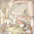 Wilfred's Birthday Morning by Brambly Hedge