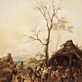 Wilhelm Alexander by A Beggar by a Town