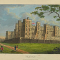 Wilkinson, Robert  58 Cornhill Windsor Castle Published 7 Aug 1813 by Wilkinson Robert