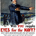 Will You Supply Eyes For The Navy by War Is Hell Store