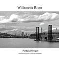 Willamette River by William Jones