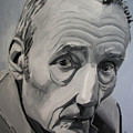 William Burroughs by Mary Capriole