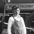 William Galloway  by The Baltimore and Ohio Railroad