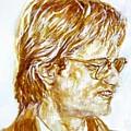 William Page, Portrait by Sviatoslav Alexakhin