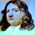 William Penn Portrait by Bill Cannon