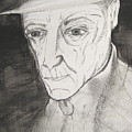 William S. Burroughs by Darkest Artist