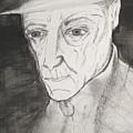 William S. Burroughs by Darkest Artist