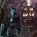 William Seward And Empire State Building 1 by Ken Lerner