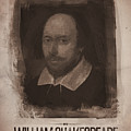William Shakespeare by Afterdarkness