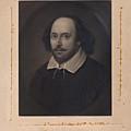 William Shakespeare by Samuel Cousins