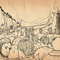 William Tell Offers Freedom by Reynold Jay