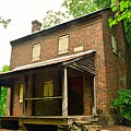 Williams Richards House Oconee Station by Lisa Wooten