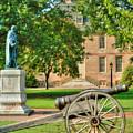 Williamsburg Cannon by Sam Davis Johnson