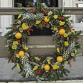 Williamsburg Wreath 18 by Teresa Mucha