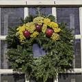 Williamsburg Wreath 25 by Teresa Mucha
