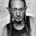 Willie Nelson by Andre Koekemoer