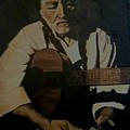 Willie Nelson by Ashley Lane