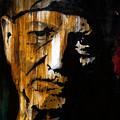 Willie Nelson by Brad Jensen