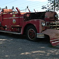 Willig Collection 6 Fire Truck by R John Ferguson