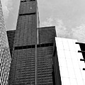 Willis Tower Wedge by Michelle Calkins