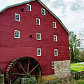 Willow Grove Mill Spring Day by Lara Ellis