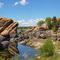 Willow Lake And Granite Dells by Amy Sorvillo
