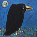 Will's Crow by Katt Yanda
