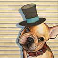Willy In A Top Hat by Sharon Hulme