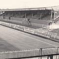 Wimbledon Fc - Plough Lane - South Stand 1 - Bw - 1969 by Legendary Football Grounds