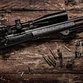 Winchester M70 by Robert Pepper