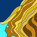 Wind Goddess by Jeff Quiros