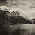 Wind River Lake by Hugh Smith