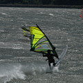 Wind Surfing On The Columbia by Garry Kaylor