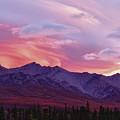 Wind Swept Sunrise by Jeff Folger