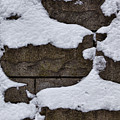 Windblown Snow by Robert Ullmann
