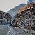 Winding Canyon Road by Buck Buchanan