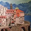 Winding Roads Of Italy by John Catalfamo