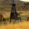Windmill 1 by Marty Koch