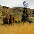 Windmill 2 by Marty Koch