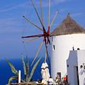 Windmill Art by Ron Koivisto