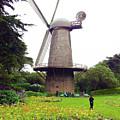 Windmill by George Arthur Lareau