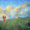 Windmill Girl by Zapista