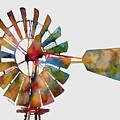 Windmill by Hailey E Herrera