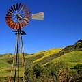 Windmill by Henrik Lehnerer