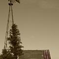Windmill II by Dylan Punke