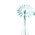 Windmill In Blue by Susan Elizabeth
